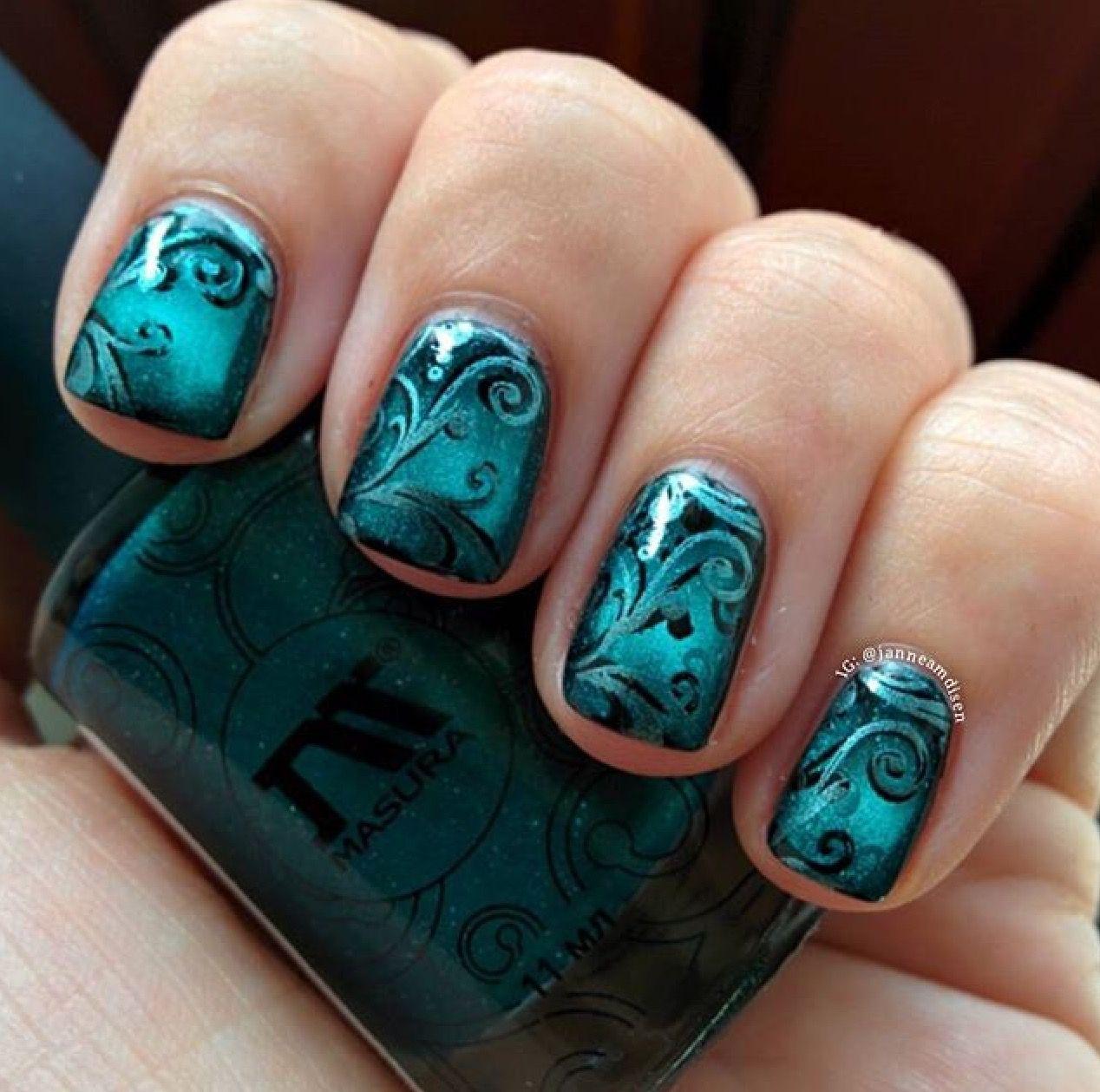 Pin by Amanda Searles on Nail art | Nail art, Nails ...