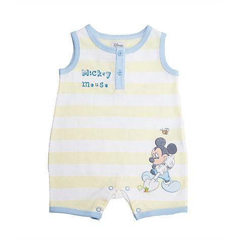 Grenouillère courte Mickey - Disney Store