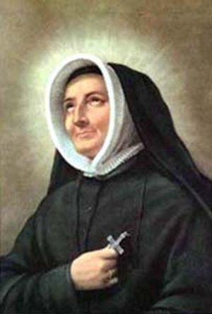 Santa Magdalena Sofia Imagenes Divinas Santos Católicos Catolico