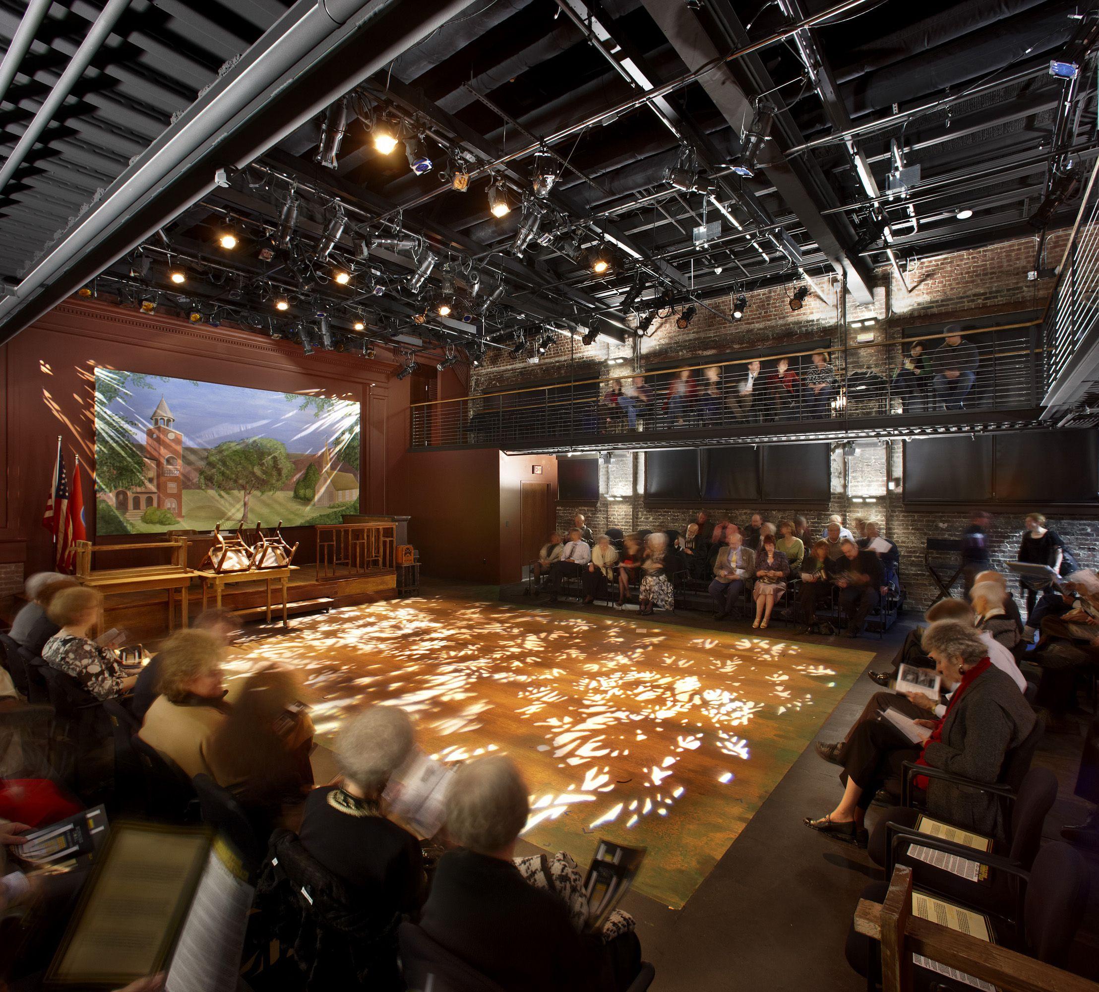 Beautiful Flexible Theatre Space Theatre Company Theatre