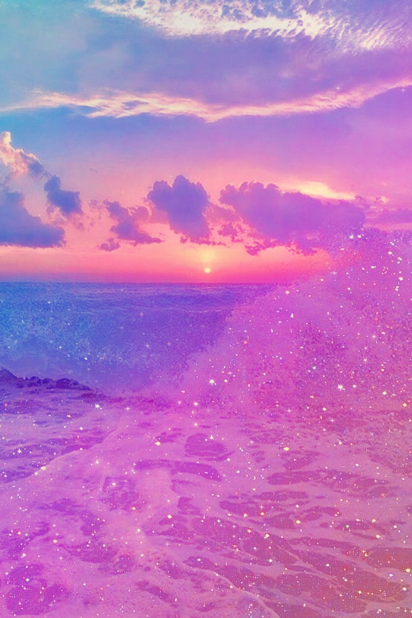 Pin By Jacqlina On Beautiful Wallpapers In 2021 Purple Galaxy Wallpaper Pink And Purple Wallpaper Pink Wallpaper Backgrounds Iphone pink and purple sky wallpaper