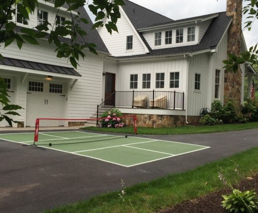 Building Your Own Pickleball Court Can Be An Easy DIY ...