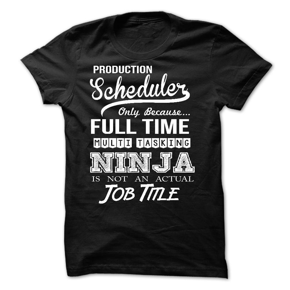 Production Scheduler TShirt Hoodie HUMAN TSHIRTS – Production Scheduler Job Description