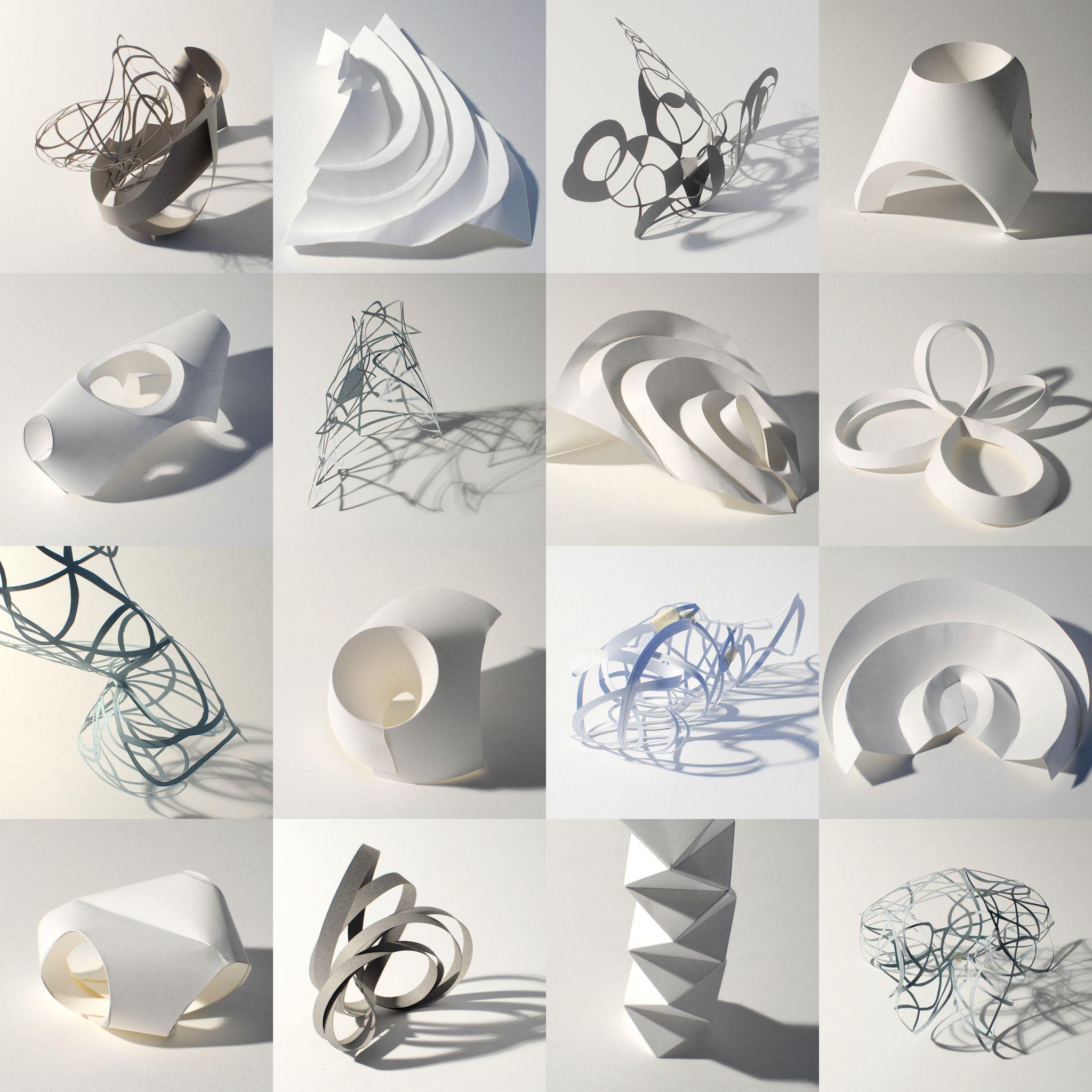 Paper Sculpture Workshop