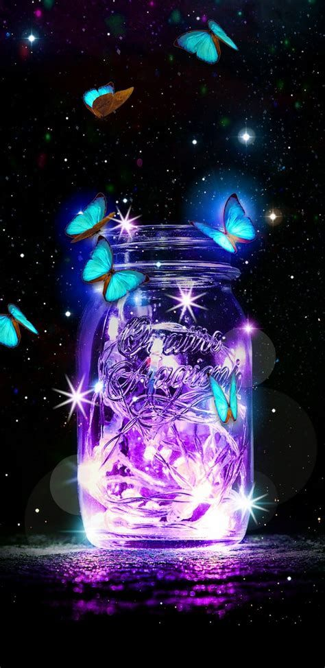 Black And Pink And Purple   Neon Wallpaper, Galaxy