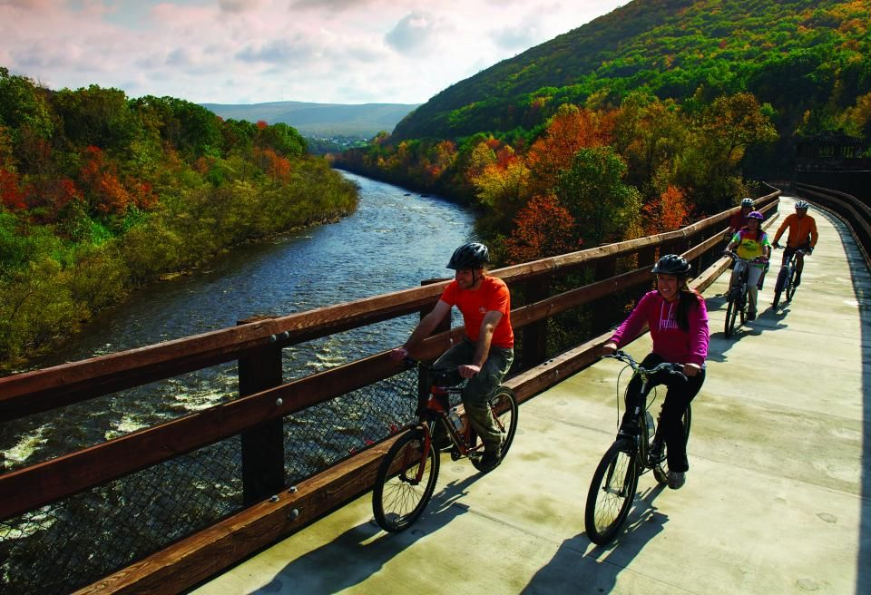 Image result for pennsylvania bike routes state parks