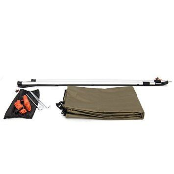 Rhino Rack Extension Piece Foxwing Awning | Awning, Jeep ...