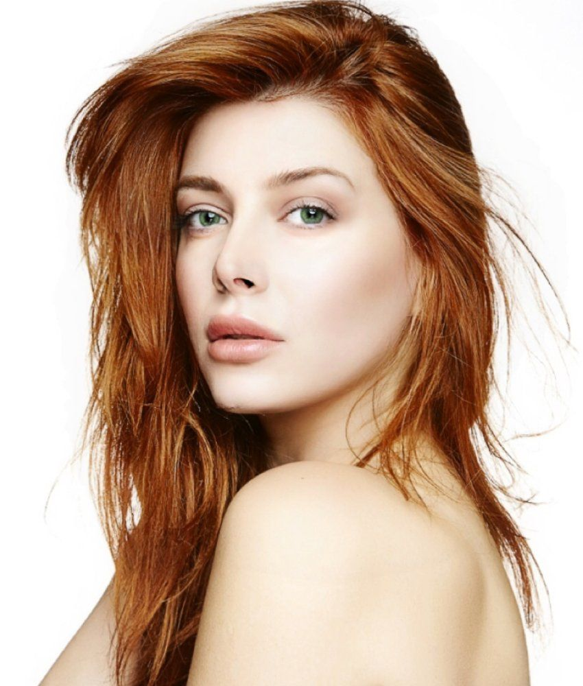 Remarkable, elena satine red hair