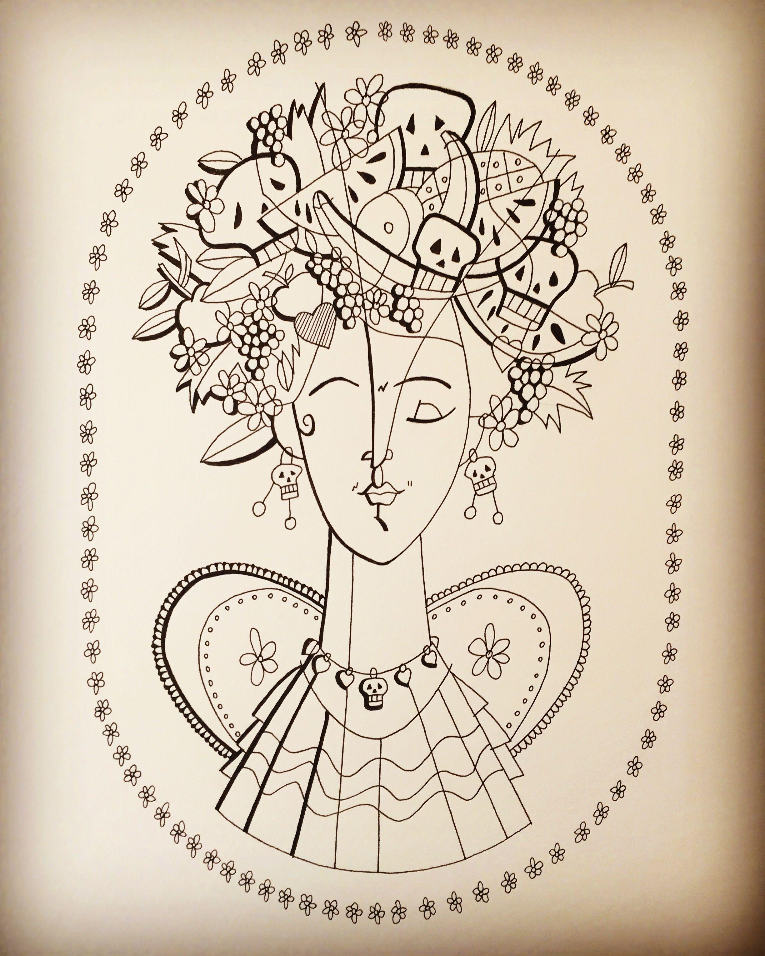 Pin by Diego Cousillas Delgado on Frida Kahlo by Diego Cousillas ...