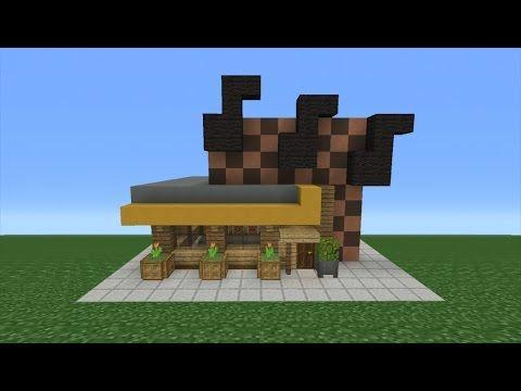 Minecraft Tutorial: How To Make A Music Store | Minecraft