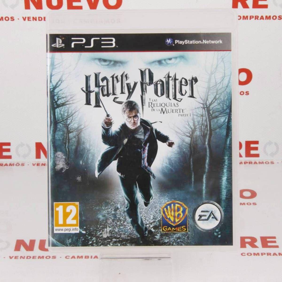 Videojuego Harry Potter Para Ps3 De Segunda Mano E271706 Juego