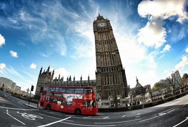A new perspective on London, #England #UK http://maupintour.com/tour/london-paris-chunnel