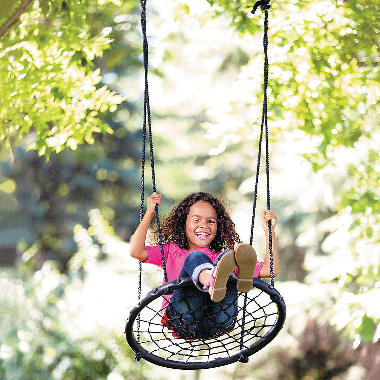 Super Spin Disc Swing Backyard For Kids Swing Backyard Renovations