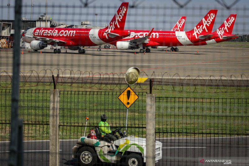 102 Pesawat Menganggur di Bandara SoekarnoHatta di 2020