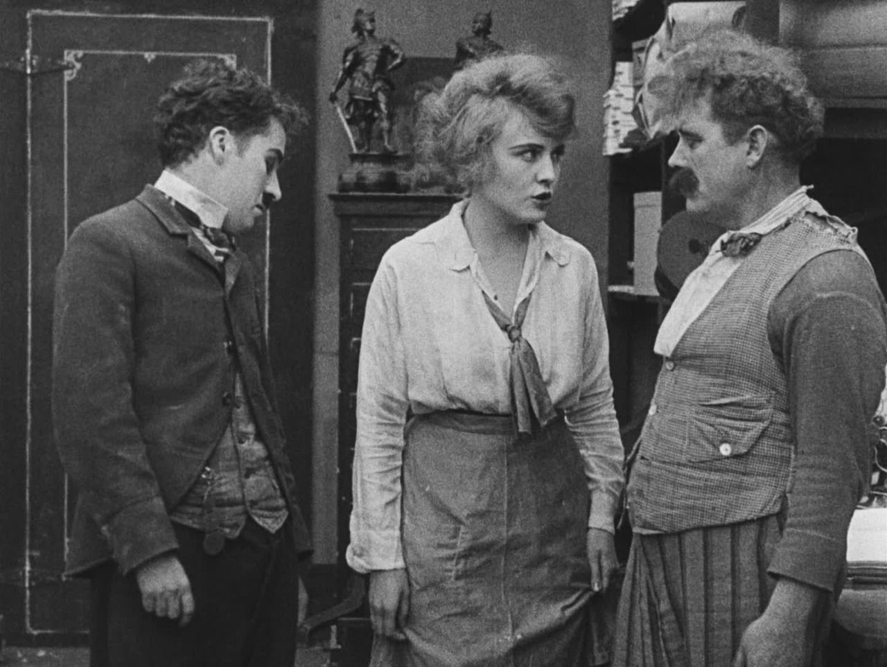 """ozu-teapot: """" The Pawnshop (Short) 