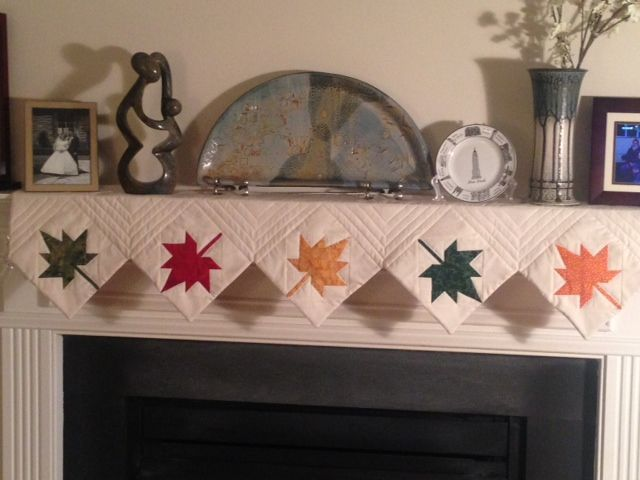Scarves and Mantle