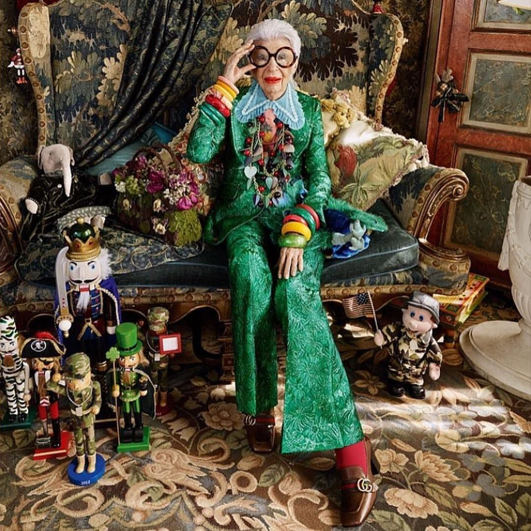 Iris a woman of such delightful excess funky is fun in