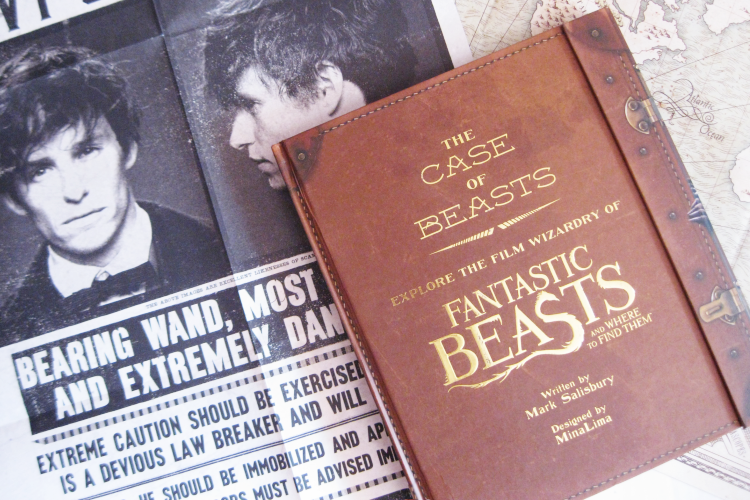 Fantastic Beasts And Where To Find Them Book The Case Of Beasts