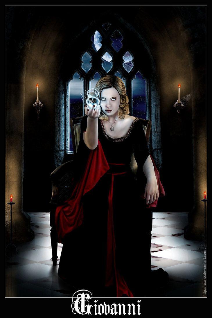 Giovanni - Vampire by RoxRio on DeviantArt