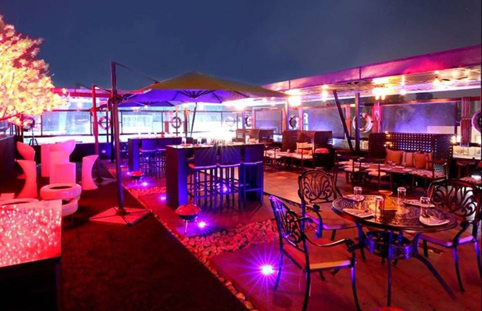 Roof top restaurant city restaurants cool places to