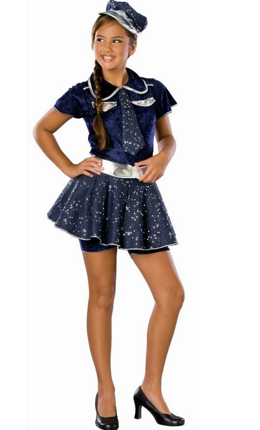 girl cop halloween costumes kids - Girls Cop Halloween Costume