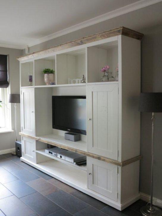 Wandkast edam tv meubels woonkamer interieur for Tv wandkast