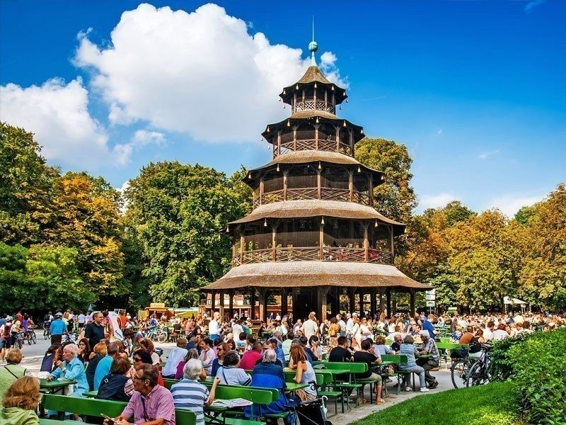 Englischer Garten The Largest Park In Munich Germany What To Do In Munich In 3 Days Munich Travel Visit Munich Munich Travel Guide