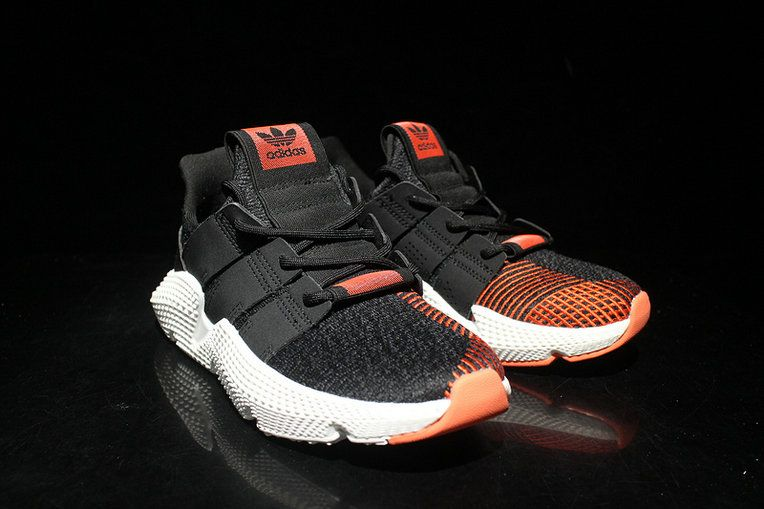 promo code 3907b 62918 2018 New Adidas Originals Prophere Climacool EQT Black Orange CQ3026