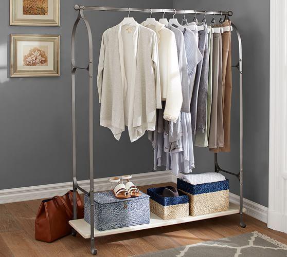 new york closet clothes rack clothing