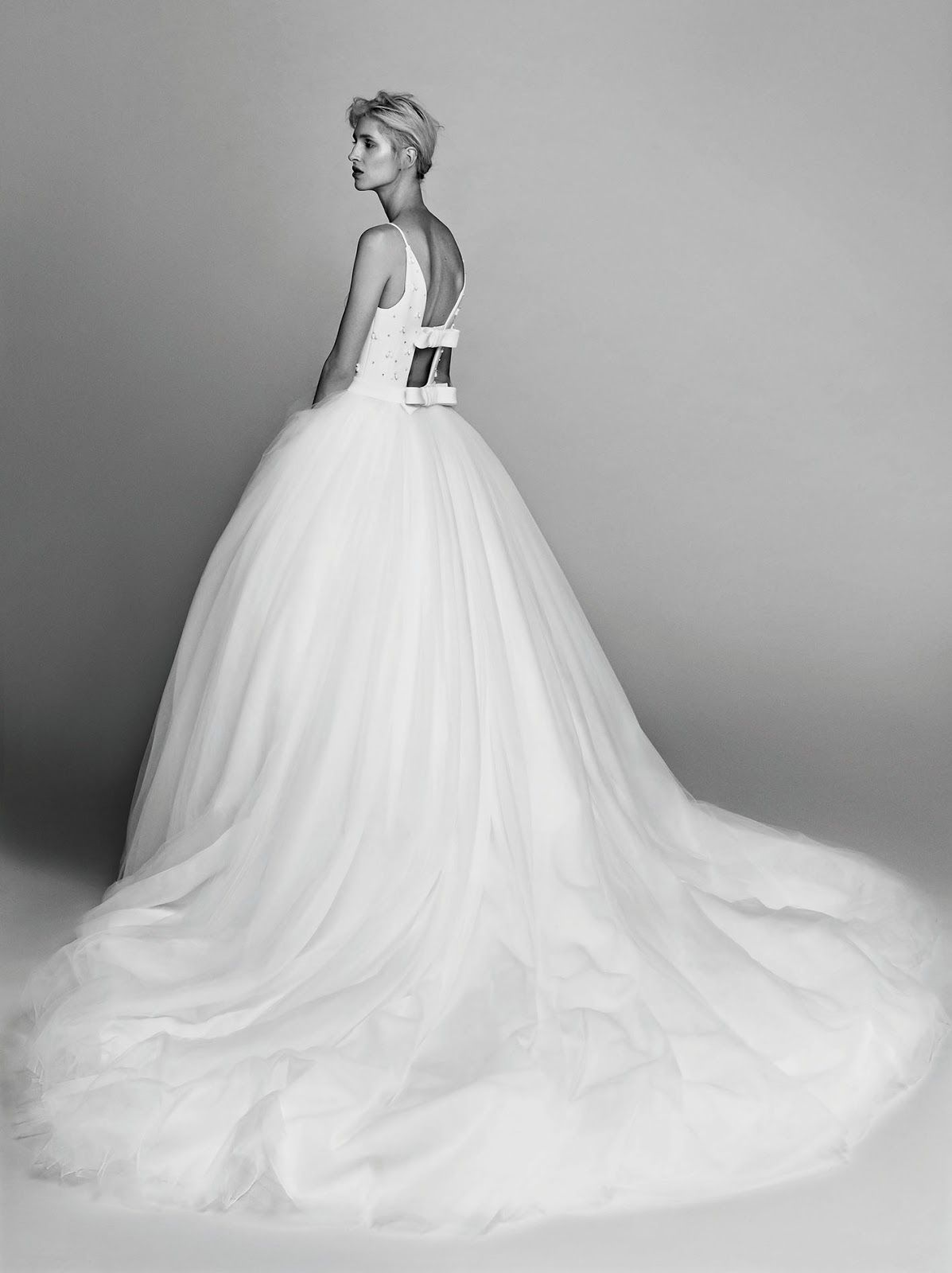 Bridal Beauty: Viktor and Rolf   ZsaZsa Bellagio - Like No Other