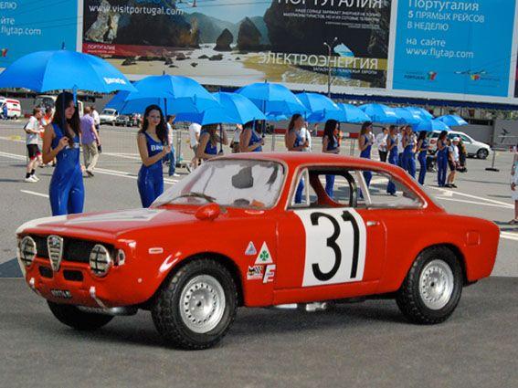 Jochen Rindt's Alfa