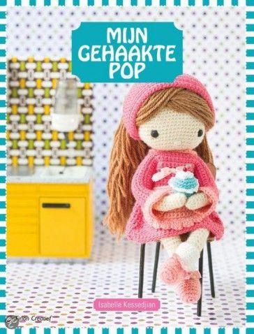 """""""Mijn gehaakte pop"""" van Isabelle Kessedjian"""