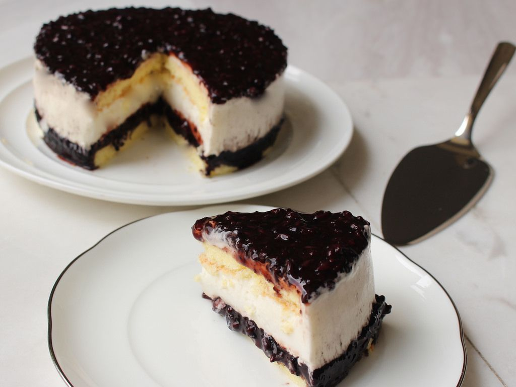 Pulut hitam cake | Mousse cake recipe, Cake recepies, Cake recipes