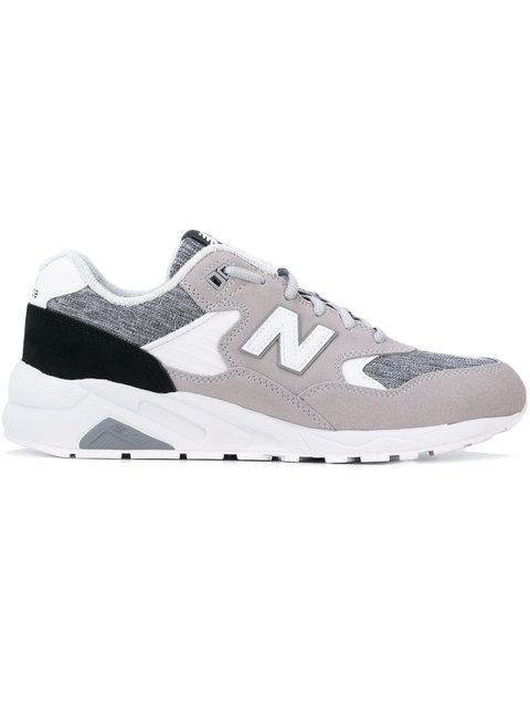591c6c3241097 NEW BALANCE 580 Deconstructed Leather Sneakers. #newbalance #shoes #sneakers