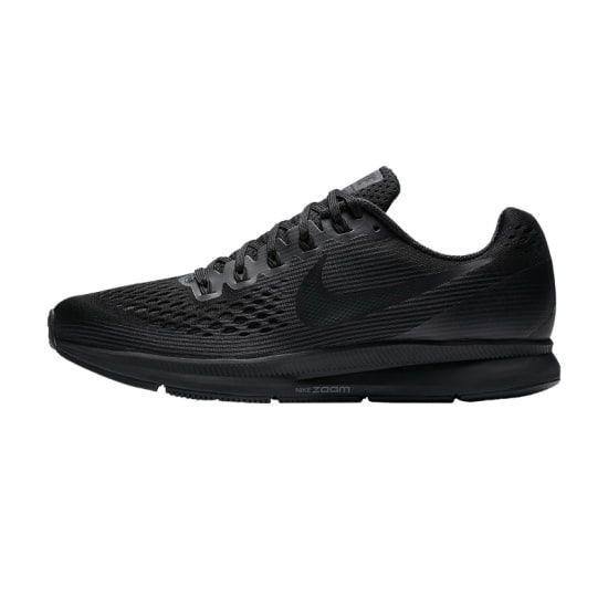 finest selection 80751 bd5a4 Nike AIR ZOOM PEGASUS 34 Laufschuhe Damen schwarz
