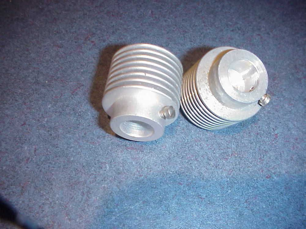 Plate Caps for the Eimac 3-500Z Tubes Anode Heatsink #Eimac