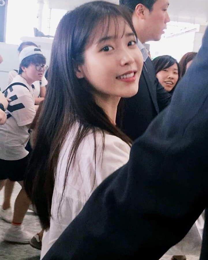 Iu Dlwlrma Jieun Update Cute Beauty Vacation Singer Songwriter Kpop Korean Korea Fangirl Kpopfan Ulzzang Girl Kpop Girls Korean Girl