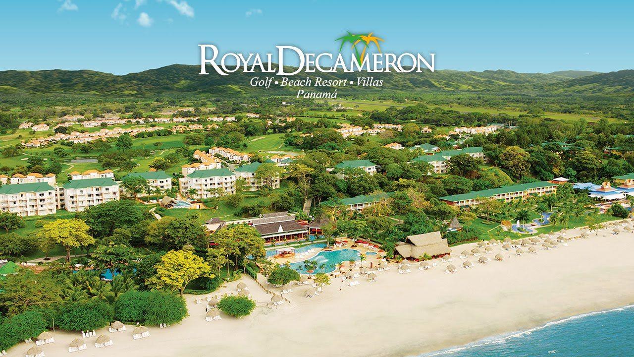 Royal Decameron Golf Beach Resort Villas Farallón Panamá