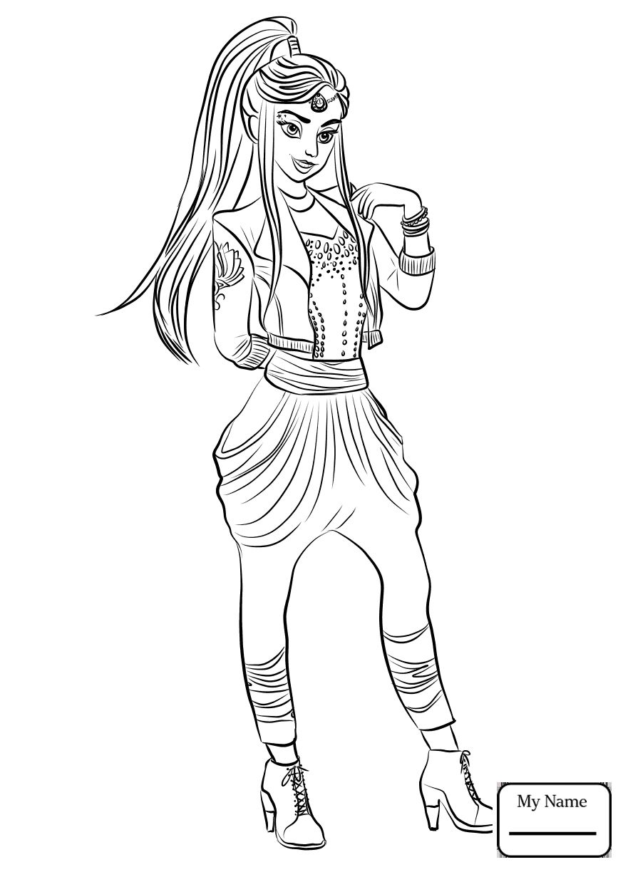 Descendant Coloring Pages Ideas With Superstar Casts Free Coloring Sheets Descendants Coloring Pages Disney Coloring Pages Coloring Pages To Print