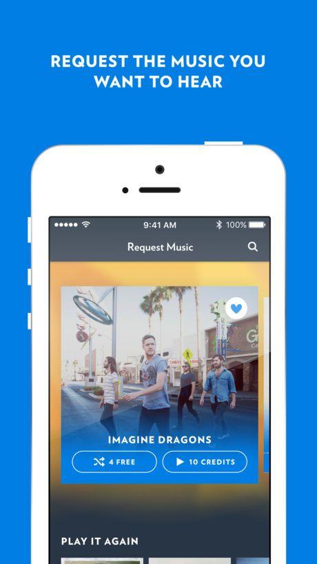 Rockbot DJ on the App Store App, Html design templates