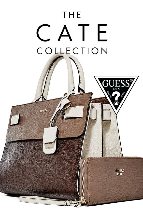 4bea6c9176 The Most Wanted Bag  Cate by GUESS Handbags