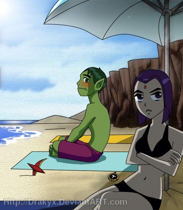 Pin On Teen Titans-2649