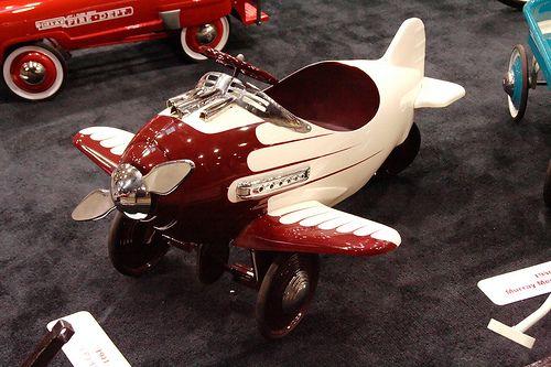 Pedal Car Parts Pursuit Pedal Plane Hardware Kit