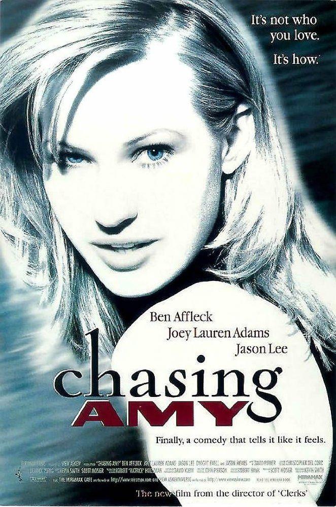 Chasing Amy (1997) IMDb Joey lauren adams, Romantic