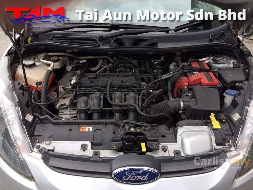 Ford Fiesta 2013 Lx 1 6 In Selangor Automatic Sedan Silver For Rm