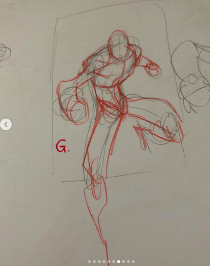 Pin by Bobby Hunter on Dynamic Poses in 2019   Sketches, Drawing