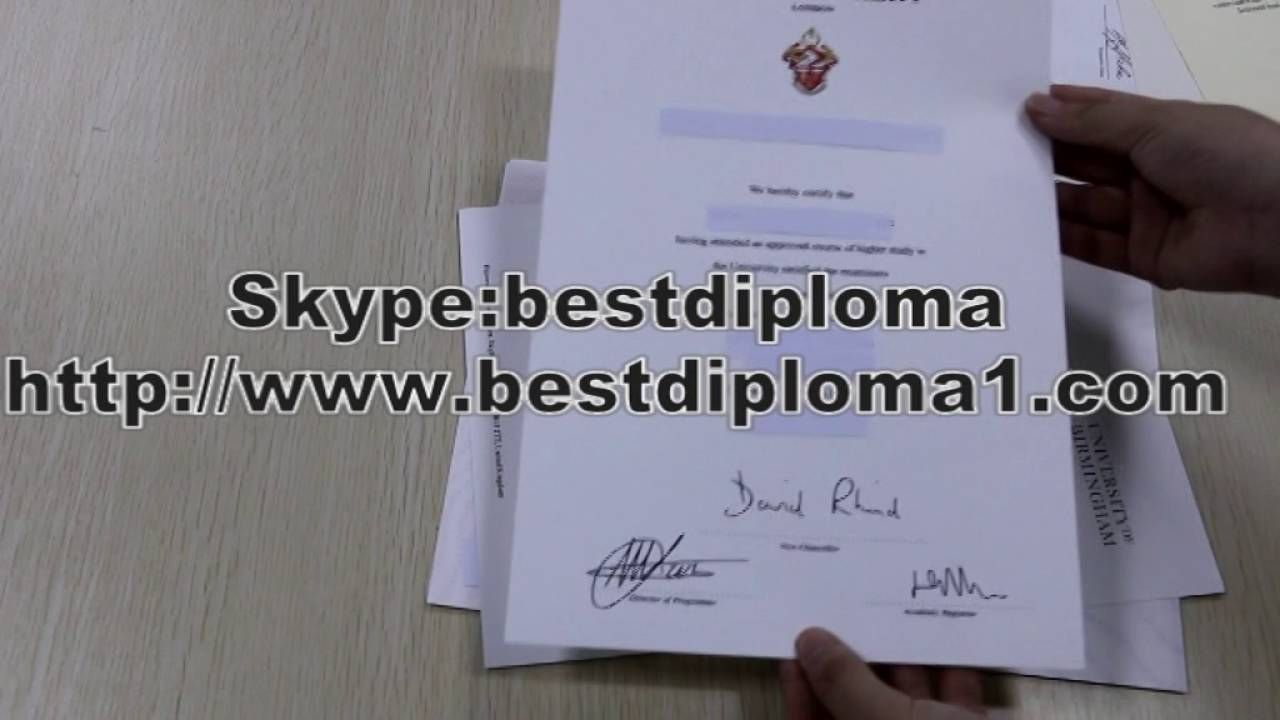 Would you try to buy fake diploma & fake degree?Why not buy university d...