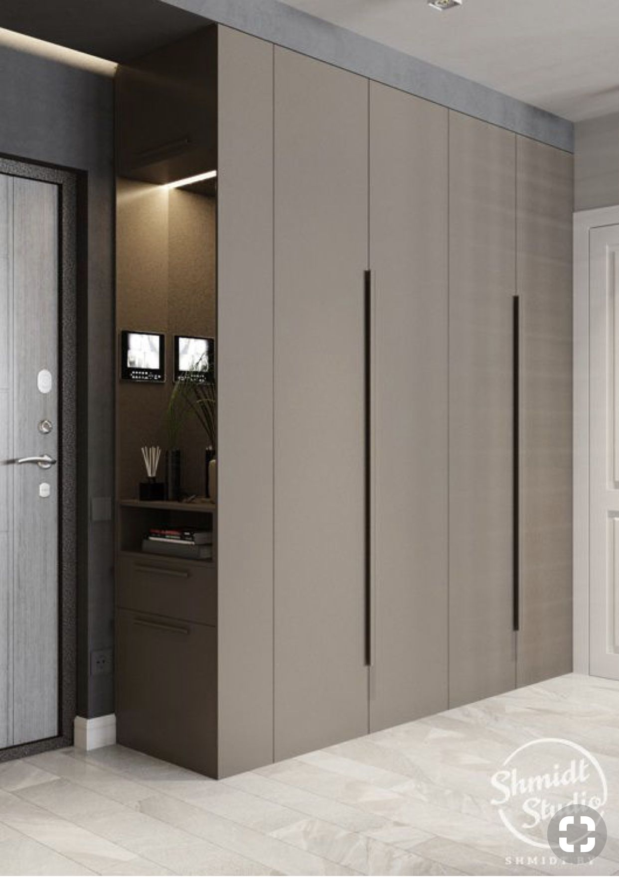 Door Cabinet Wardrobe Design Bedroom Wardrobe Door Designs