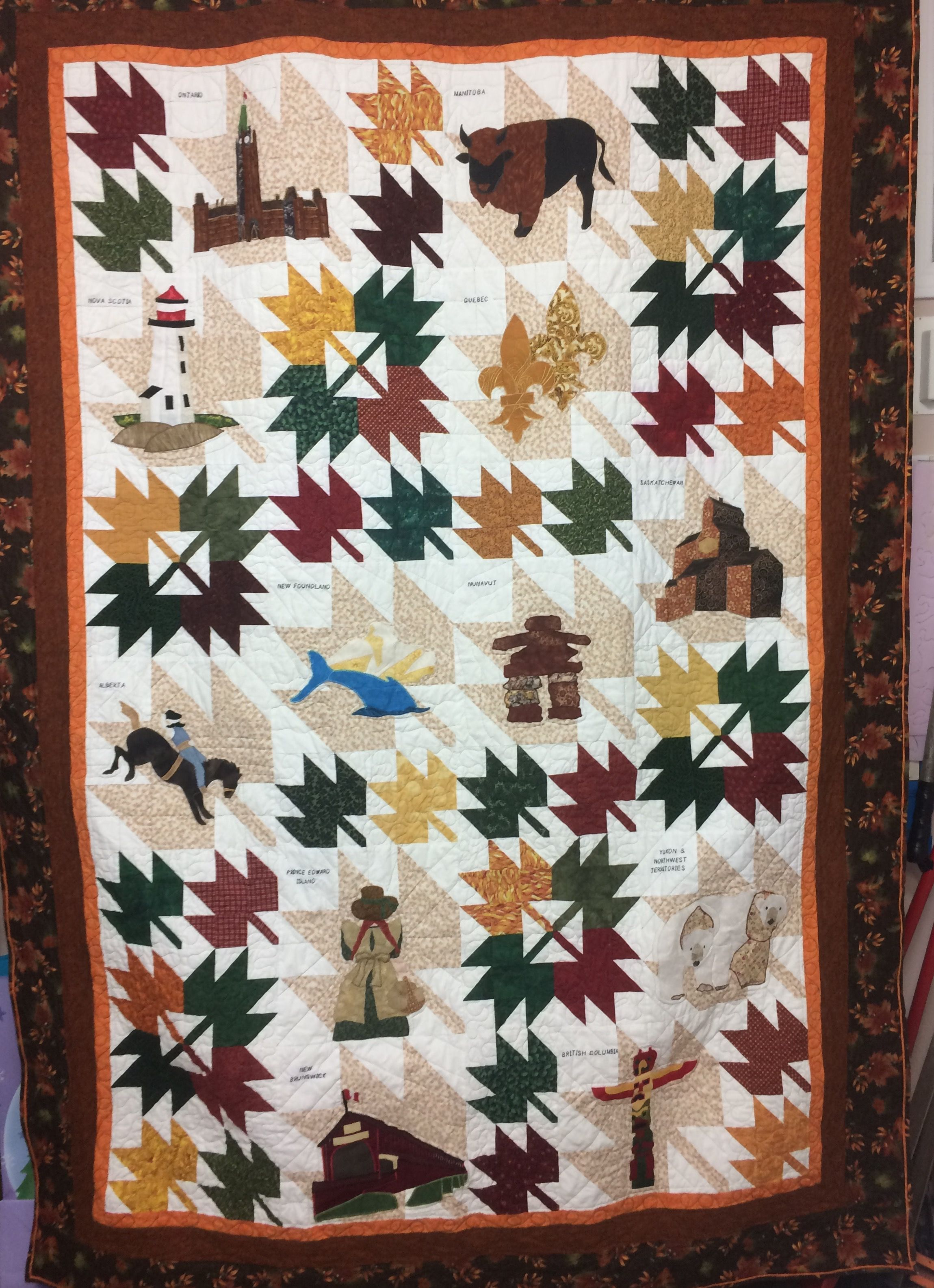 gifts for quilters canada