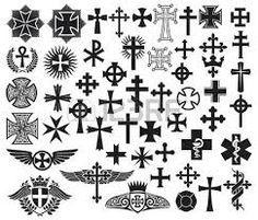 Resultado De Imagen Para Tipos De Cruces Religiosas Catolicas